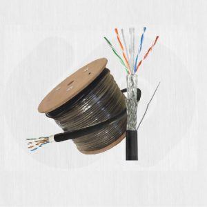 Cable UTP Categoría 6 Para Interior - 100% Cobre por Metros
